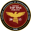 Top One Percent Award